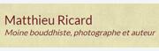 Matthieu Ricard - Partenaire de la Journée de l'Intuition 2015